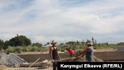 Бишкектен 35 чакырым алыста жайгашкан Мурас-Ордо жаңы конушу