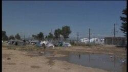 Idomeni: Počelo iseljavanje izbeglica