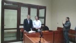 Qırımdaki mahkeme faal Bekirovnı eki ayğa apiske aldı (video)