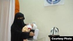 Выборы в Исламабаде. Фото предоставлено посольством КР в Пакистане.