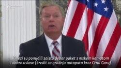 Senator Grem u Podgorici: SAD i EU da budu konkurentniji