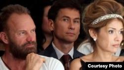 Гулнора Каримова берган икки миллион долларлик якан Стингнинг бурнидан булоқ бўлди, дейди Мамарайим ака.