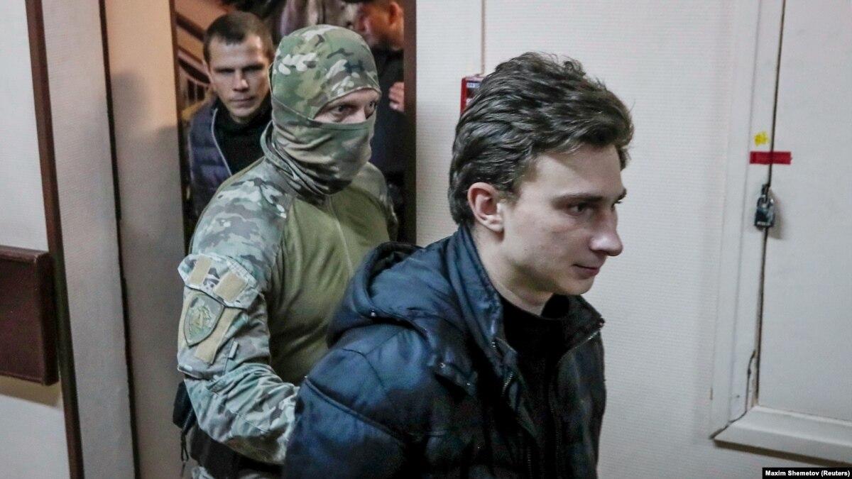 В России предъявили окончательное обвинение 18 из 24 украинских моряков – Полозов