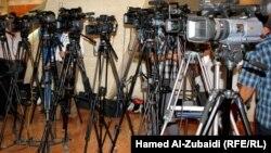 مصورون صحفيون عراقيون (الارشيف)