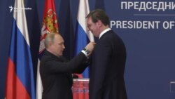 Putin uručio Vučiću orden