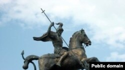 Георгий Победоносецның Мәскәүдәге һәйкәле