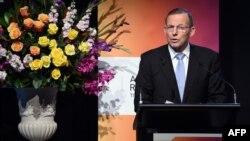 تونی ابوت نخست وزیر استرالیا