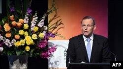 Прем'єр-міністр Австрадії Тоні Ебботт (архівне фото)