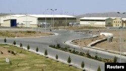 تاسیسات هستهای نطنز که مجاهدین خلق سال ۲۰۰۲ اطلاعاتی درباره آن منتشر کرد