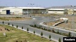 Objekti ku bëhet pasurimi i uraniumit në Natanz, në jug te Teheranit. (Arkiv)