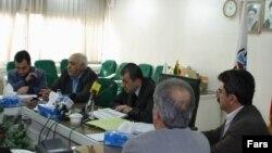 اعضای هیات مدیره شرکت سهامی بیمه ایران