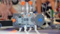 Fizica şi matematica învățate cu ajutorul roboților