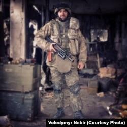 «Кіборг» Сергій Кройтер на вежі Донецького аеропорту, 19-21 січня 2015 року
