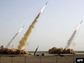 Iran tested missiles this week