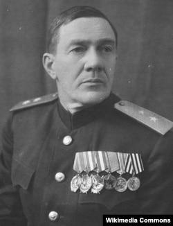 Генерал-майор Георгий Невский занимал в 1941–1942 гг. должность начальника инженерных войск Юго-Западного фронта