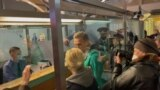 Navalny Detained At Moscow Airport