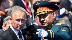 Путин коронавирусқа қарамай парад өткізді