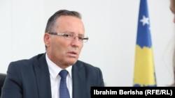 Ministar finansija Kosova Bedri Hamza