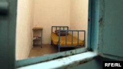 Камера в тюрьме. (Иллюстративное фото).