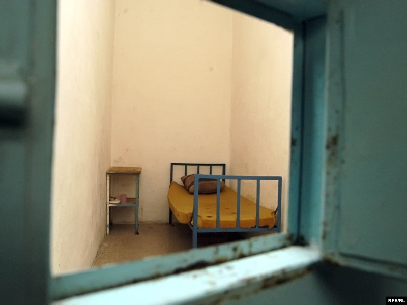 Камера в тюрьме.  (Иллюстративное фото). x.