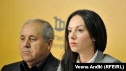 Poverenje u rad buduće komisije: Olgica Batić