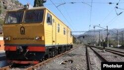 Երկաթուղային կայարան Հայաստանում, արխիվ