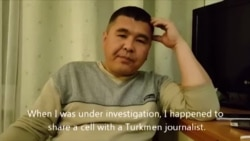 RFE/RL Turkmen Journalist Held Incommunicado