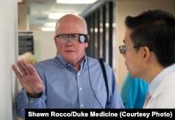 Имплант Bionic Eye