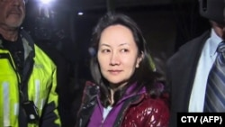 Huawei Technologies Chief Financial Officer Meng Wanzhou // Мэн Ваньчжоу