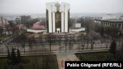 Președinția de la Chișinău