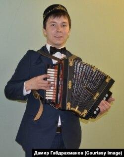 Дамир Габдрахманов