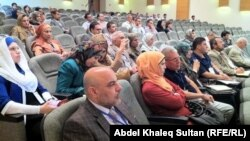 حضور في مؤتمر التطور الحضري للمدن في جامعة دهوك