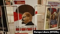 La Muzeul comunismului din Praga