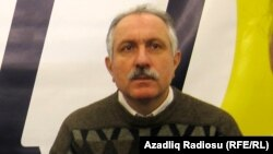 Директор информационного агентстваTuran Мехман Алиев