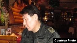 Exiled Kyrgyz journalist Syrgak Abdyldaev