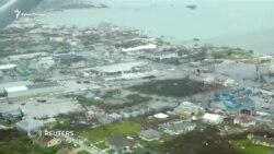 Ураган «Дориан»: ослаб, но все еще опасен (видео)