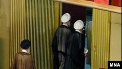 آخرین اجلاس خبرگان در ساختمان مجلس قدیم
