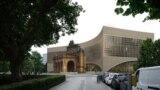 Macheta viitorului Muzeu al exilului