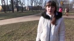 Діти бійців і переселенців садили «Тарасову вербу» у Львові