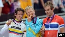 Золотые медалисты Олимпиады в Лондоне