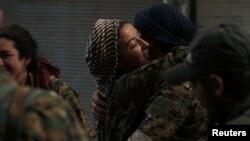 Манбиж, Сирия
