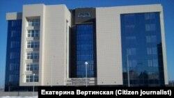 Новая библиотека в Иркутске