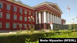 Ош мамлекеттик университети