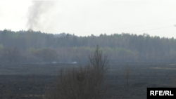 Пожар вблизи АЭС