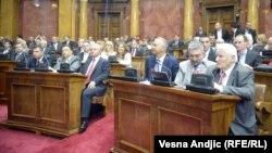 Sednica Skupštine Srbije, 23. jul 2012.