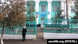 Samarqanddagi saylov uchastkasi. 2016 - yil, dekabr