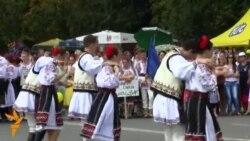 Parada portului național din R. Moldova