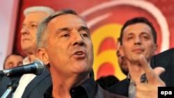 Прем'єр-міністр Чорногорії Міло Джуканович