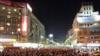 Mii de oameni protestează la București împotriva guvernului Ponta