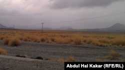 The desolate plains and mountains of Balochistan are rich in mineral resources.